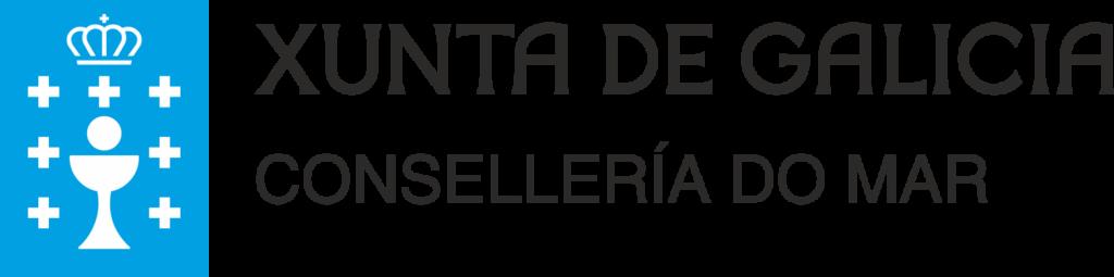 Logotipo Conselleria do Mar negro